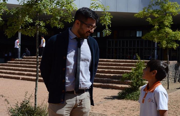 GLOBAL TEACHER PRIZE CHILE